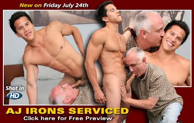 AJ Irons Serviced