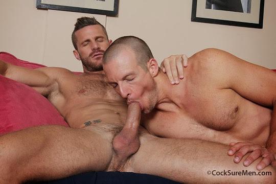 Beau Flexxx and Landon Conrad