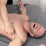 Ultra-Ticklish Stud Jeremy Stevens Tickled Naked