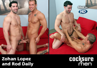 Zohan Lopez and Rod Daily