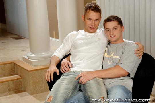 Cassidy Jones and Zack Alexander