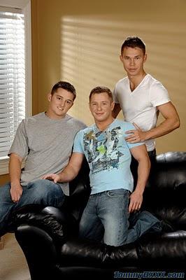 Tommy D, Cassidy Jones, Zack Alexander