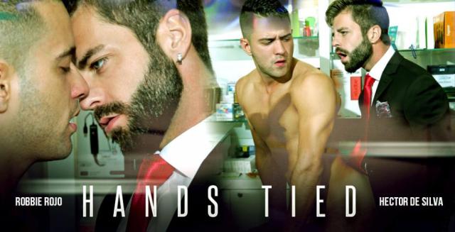 Handstied_poster