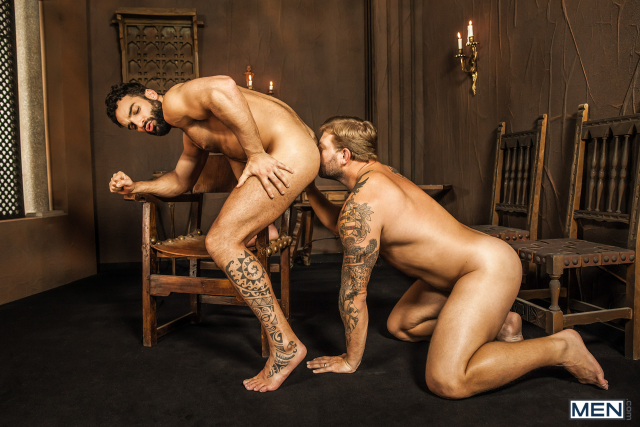 Colby Jansen and Abraham Al Malek in My Brother The Hooker Part 3_15