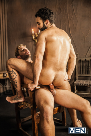 Colby Jansen and Abraham Al Malek in My Brother The Hooker Part 3_25