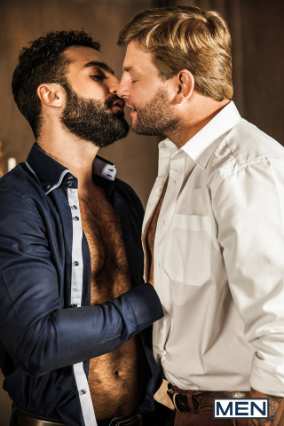 Colby Jansen and Abraham Al Malek in My Brother The Hooker Part 3_2