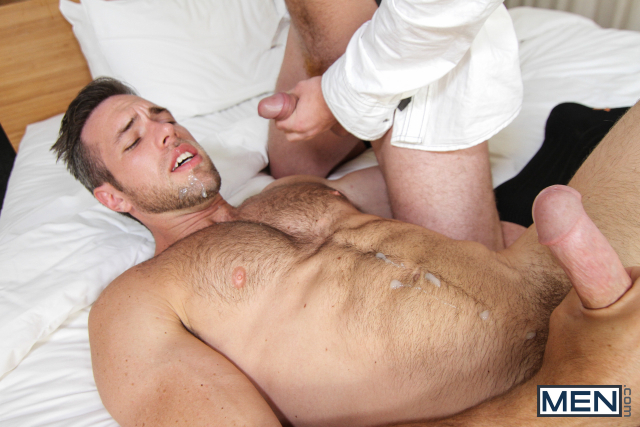 Alex Mecum and Connor Maguire in The Concierge Part 2 25