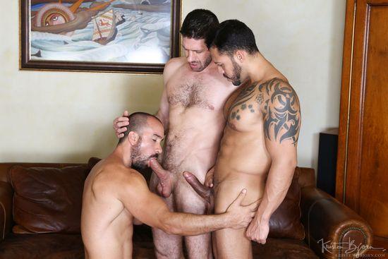 1436560437023 Bare To The Bone, Scene 6: Manuel Olveyra, Viktor Rom, Craig Daniel