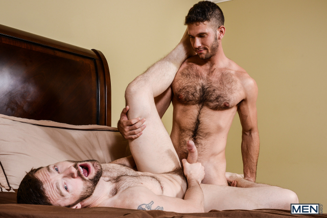 21 Dennis West and Jimmy Fanz in Naughty Boys Part 2