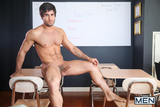 9 Diego Sans and Jack Hunter in Straight A Student Part 1