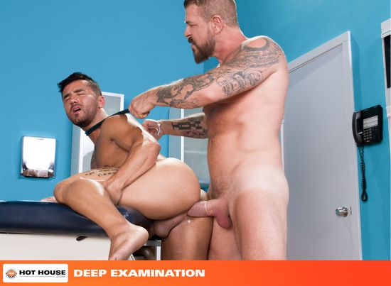 62394_11 Rocco Steele and Bruno Bernal in Deep Examination, Scene 2