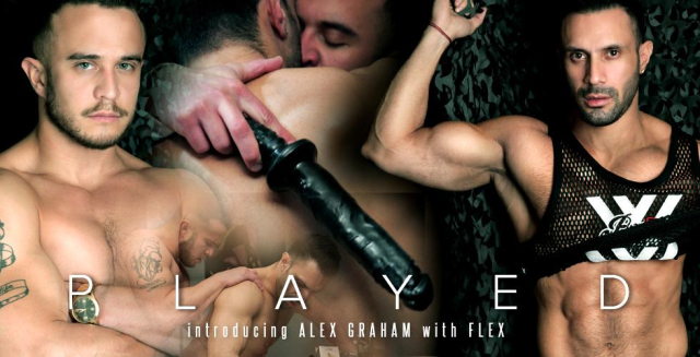 Alex Graham and Flex in Played