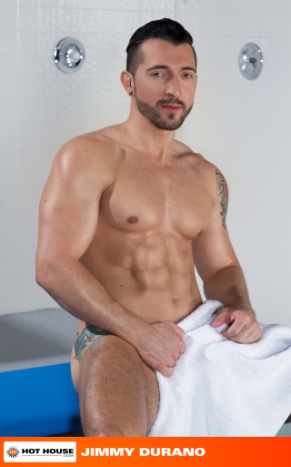 84570_001 Jimmy Durano and Jack Hunter in Towel Off, Scene 4