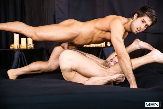 18 Diego Sans and Mike De Marko in Dirty Valentine Part 3