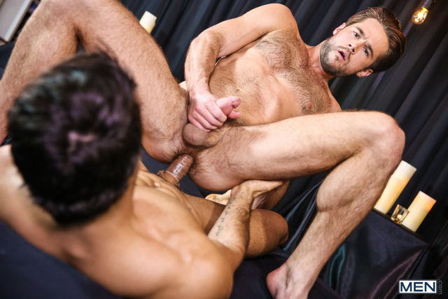 23 Diego Sans and Mike De Marko in Dirty Valentine Part 3