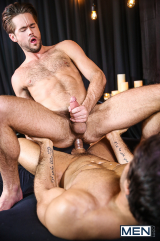 24 Diego Sans and Mike De Marko in Dirty Valentine Part 3