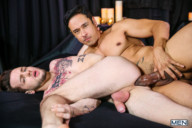 20 Colton Grey and Rafael Alencar in Dirty Valentine Part 4