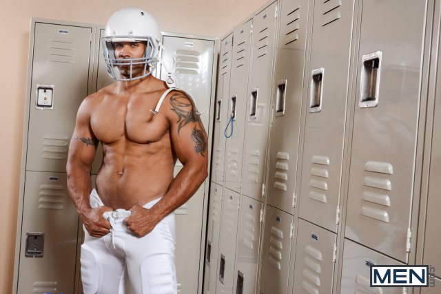 5 Darin Silvers and Robert Axel in Football DL Part 2