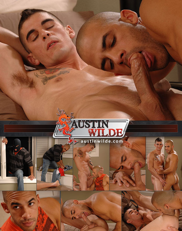 Austin Wilde and Tyler Torro in Reversal of Fortune
