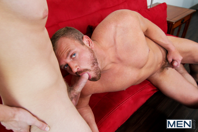 12 Cameron Foster and Josh Peters in The Chat Room Part 3