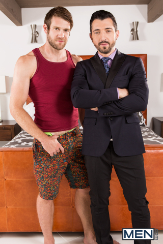 1 Colby Keller and Jimmy Durano in Make Me An Offer Part 1