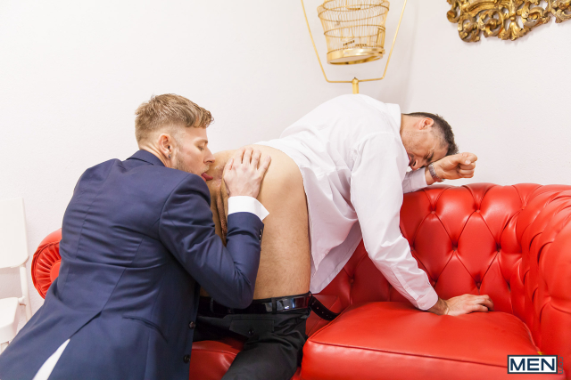 16 Jay Roberts and Matt Anders in Stealth Fuckers Part 9