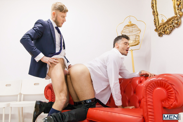 22 Jay Roberts and Matt Anders in Stealth Fuckers Part 9