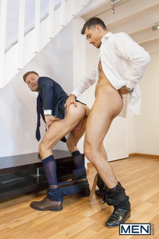 18 Jay Roberts and Matt Anders in Stealth Fuckers Part 9
