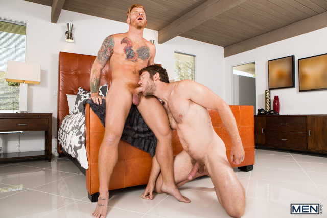 13 Bennett Anthony and Colby Keller in Make Me An Offer Part 2