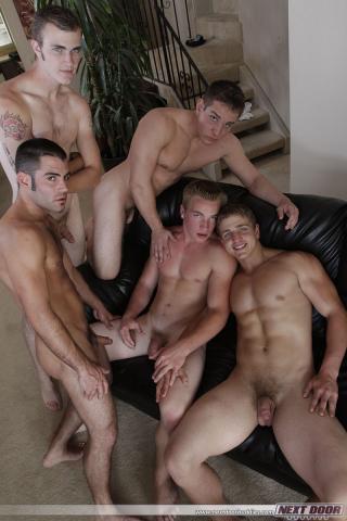 2855_037 Aaron Skyline, Christian Wilde, Dylan McLovin, Justin Ryder, Marcus Mojo