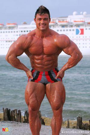 P6 Tony Breznik at MuscleGallery