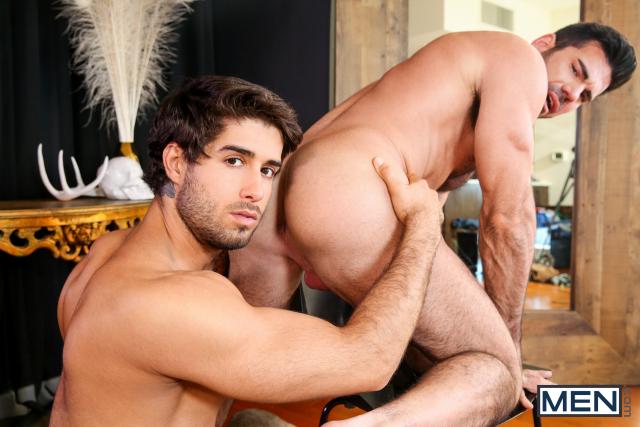14 Billy Santoro and Diego Sans in Senses