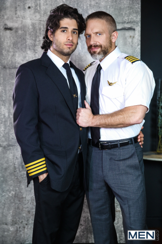 1 Diego Sans and Dirk Caber in The Pilot Part 3