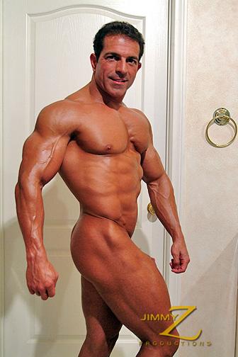 Bodybuilder Beautiful: Joe Valentino