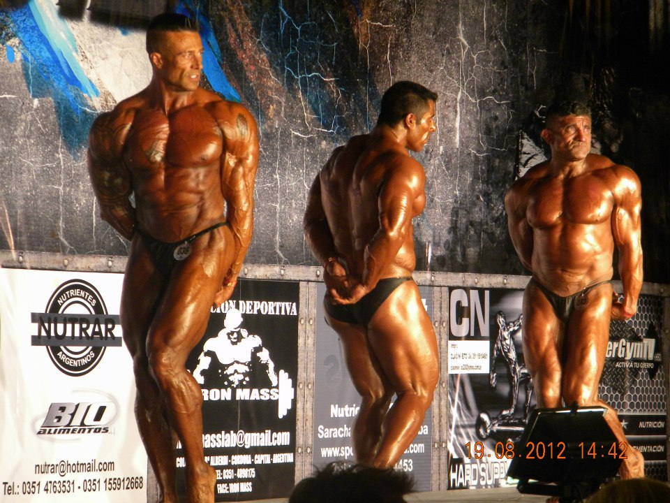 2012 Campeonato Argentino FAM / IFBB 319
