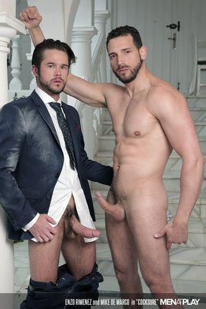 Enzo Rimenez and Mike De Marco in Cocksure_24