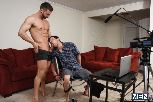 Johnny Rapid and Rod Pederson in Stealing Johnny Part 2 9