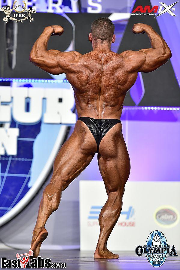 Raul Maghiar - 2016 Olympia Amateur Spain_211