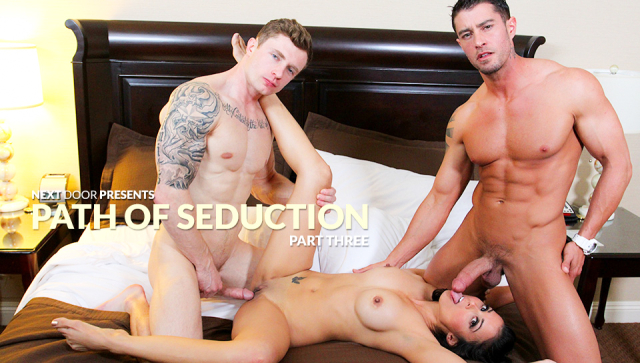 Path of Seduction Part 3 Featuring Cody Cummings, Lola Castillo, and Markie More