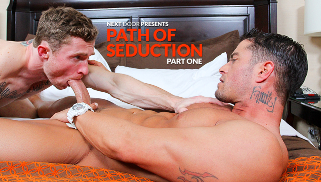 Path of Seduction Part 1 Featuring Cody Cummings, Lola Castillo, and Markie More