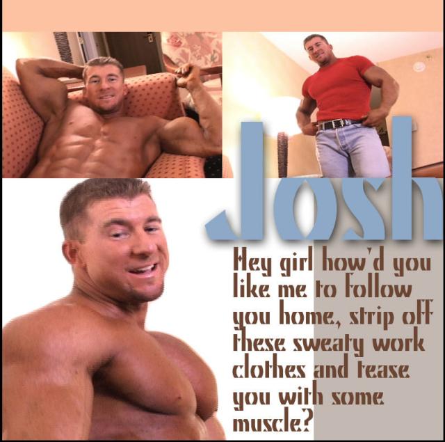 Josh Wade Muscle Worship