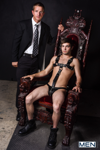 4 Johnny Rapid and Landon Mycles in Twink Master Part 2