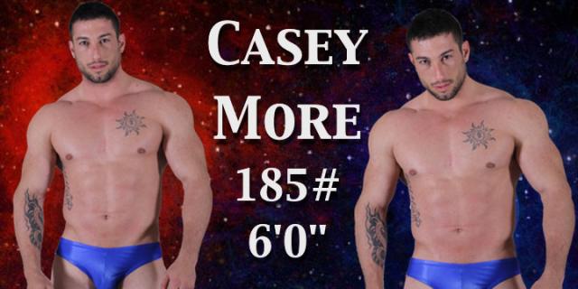 Wrestler Casey More