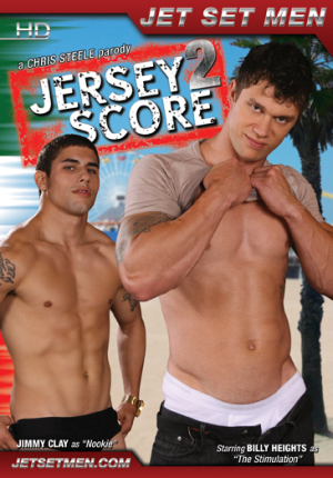 Jersey Score 2-Cover