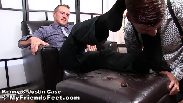 Lick my feet and soles then shoot your cum in my shoe - 2 3