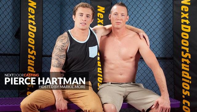 Buddies Casting: Pierce Hartman Featuring Markie More and Pierce Hartman