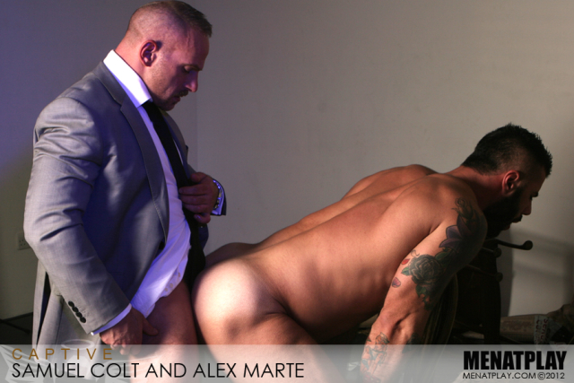 Captive starring Alex Marte and Samuel Colt (19)