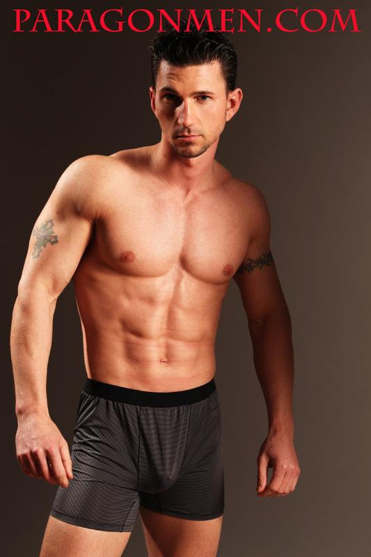 Paragon Men June 2011 - Bodybuilder Beautiful Archives