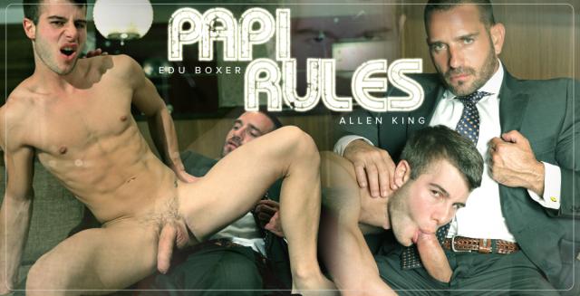 PapiRules_poster