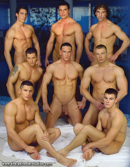group-male-nude